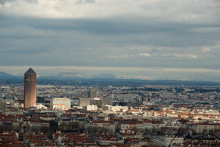 Lyon part dieu alpes